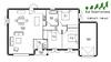 Modèle Rdc 100 m² + porche d'entrée