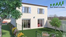 Montfavet | Terrain + Maison : 181 300 €