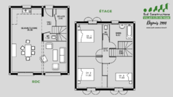 Bellegarde | Terrain + Maison
