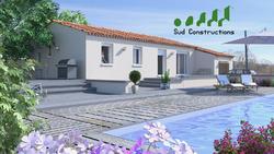 Modèles maisons rectangles Rdc